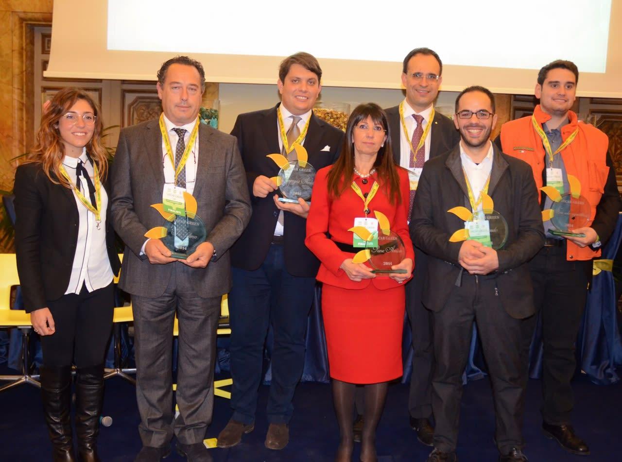 Oscar Green 2014, ecco i sette vincitori del premio Coldiretti