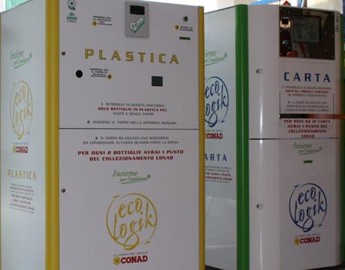 riciclatori incentivanti