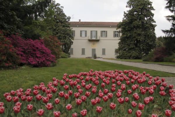 Un'aula della scuola di Minoprio si è trasferita a Orticolario