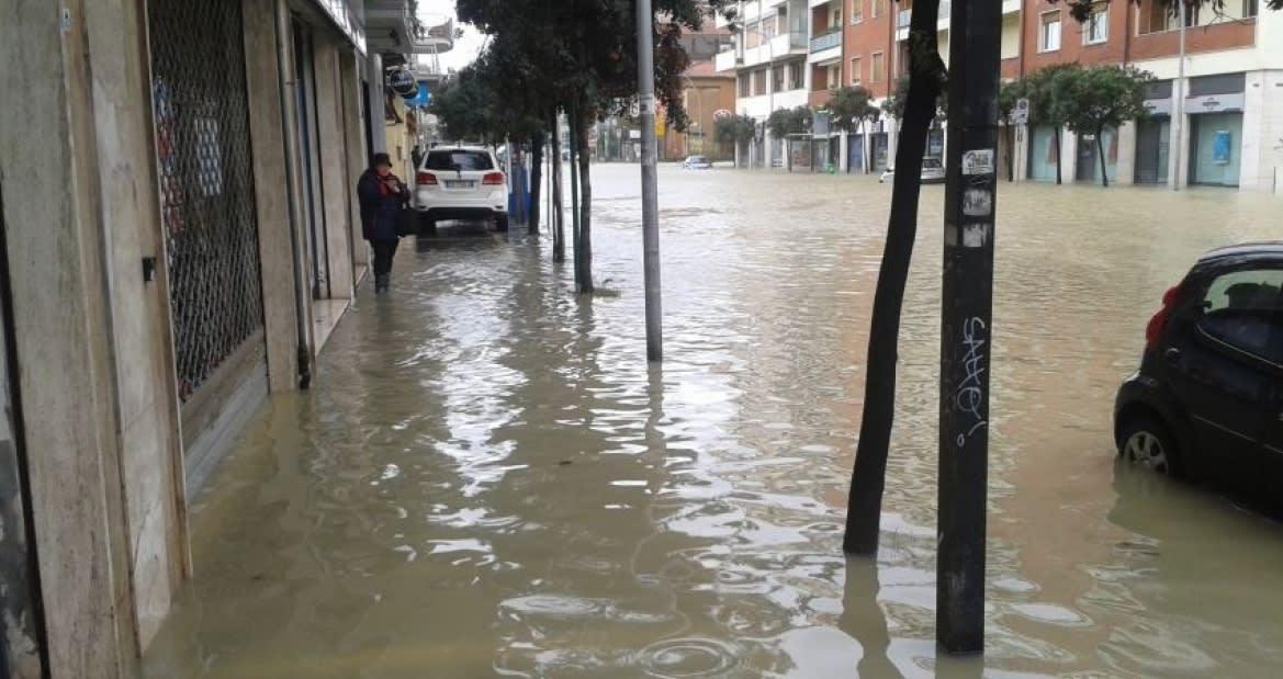 Alluvione di Pescara: le richieste del WWF al Ministero dell'Ambiente
