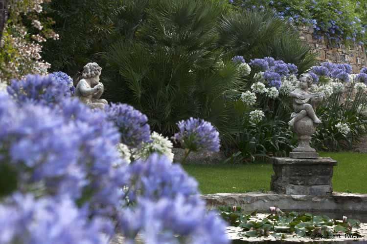 I giardini di Villa della Pergola ad Alassio aprono al pubblico