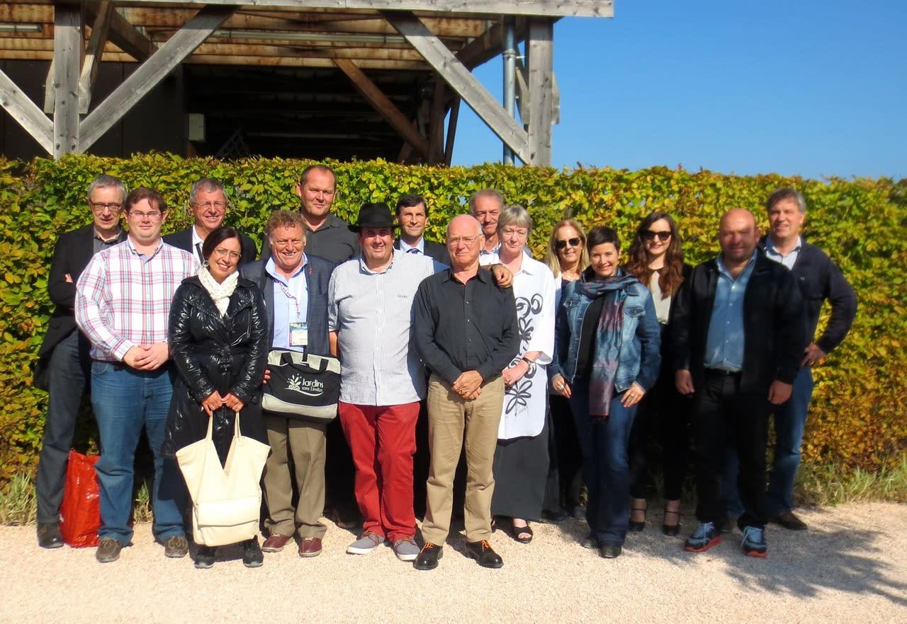 Nasce l'International Garden Tourism Network