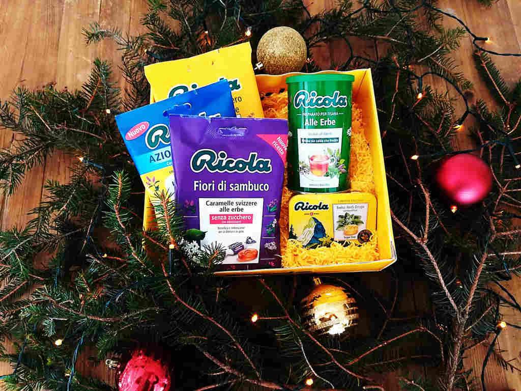 regali green e sostenibili - caramelle ricola