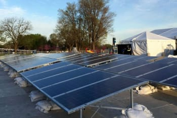building energy earth day