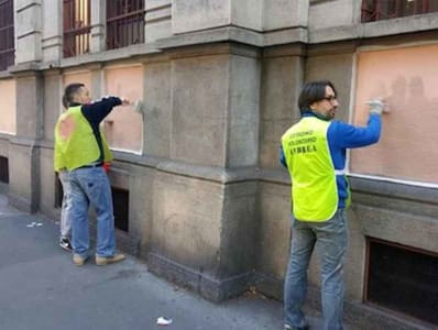 cleaning day a milano