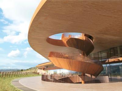 toscana.wine artchitecture