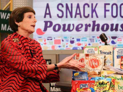 snack sostenibili mondelez international