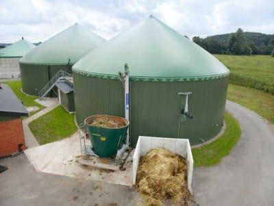 impianti di biogas
