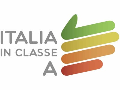 italia in classe a - efficienza energetica