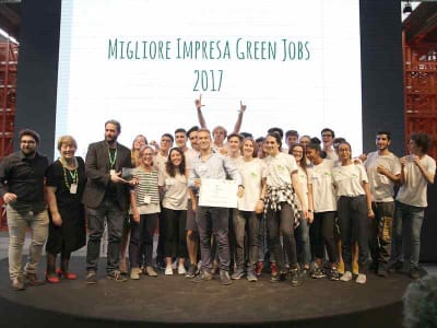 fiera green jobs - i vincitori