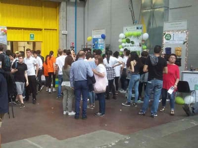 step app fiera green jobs