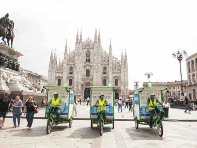 cargo-bike con pedalata assistita