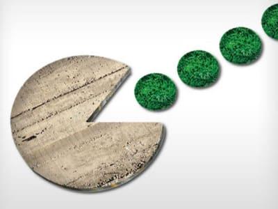 consumo di suolo zero