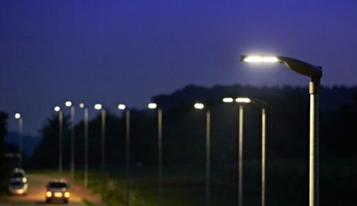 illuminazione pubblica efficiente
