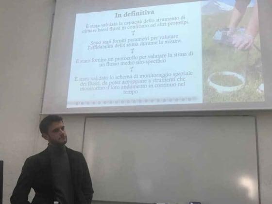 Gianluca Persia - università di Pisa - climatologia