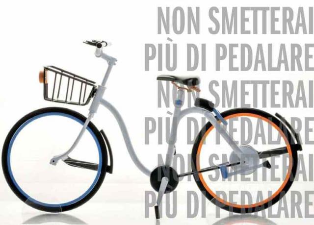 bike rome progetto ied