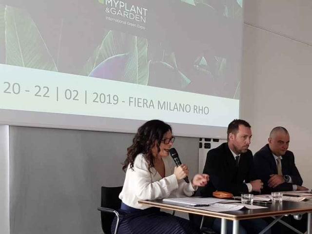 presentazione myplant&garden 2019