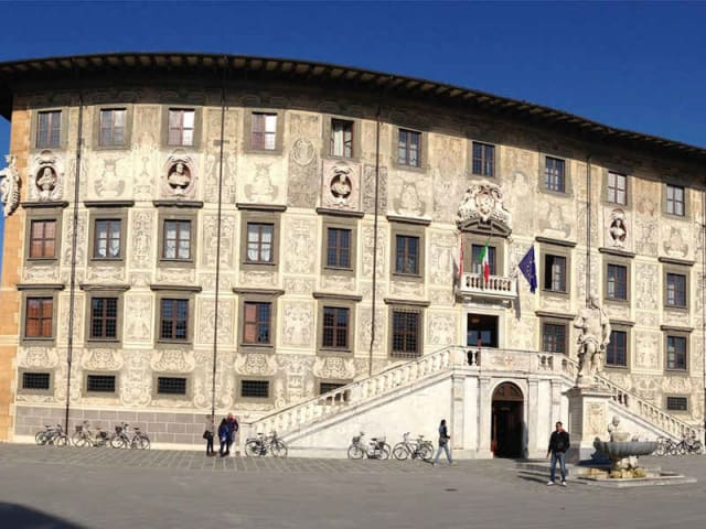 università di Pisa - climatologia