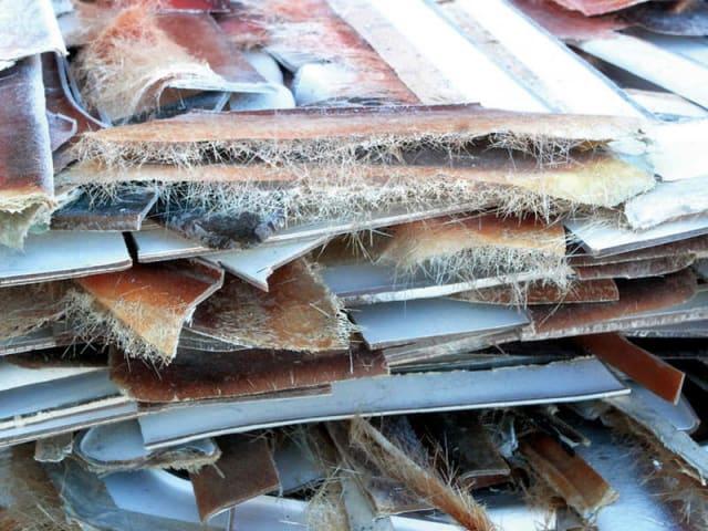 riciclo rifiuti in vetroresina