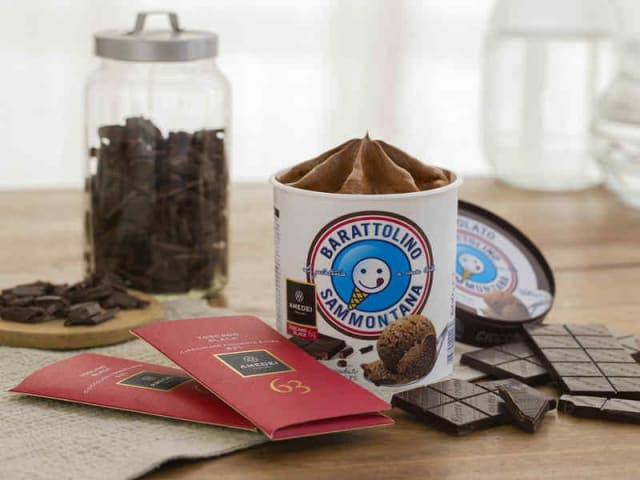 gelati sostenibili sammontana