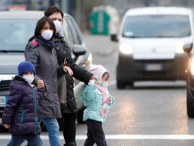 smog inquinamento diesel