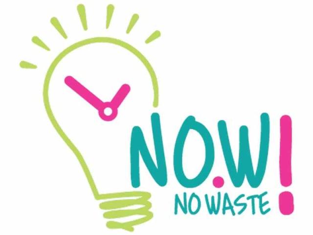 no.w no waste