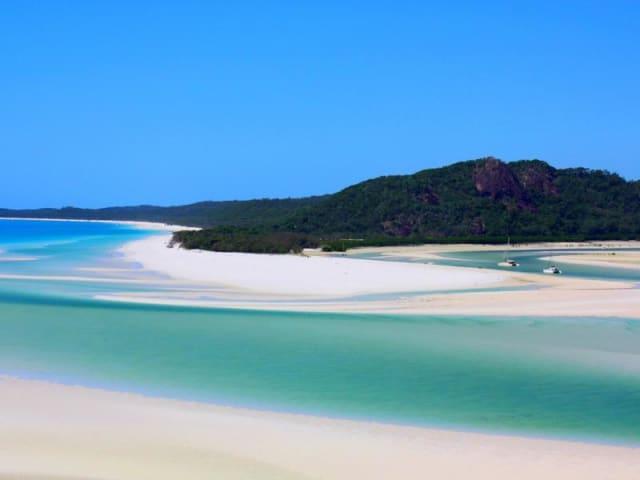 australia whitsunday islands