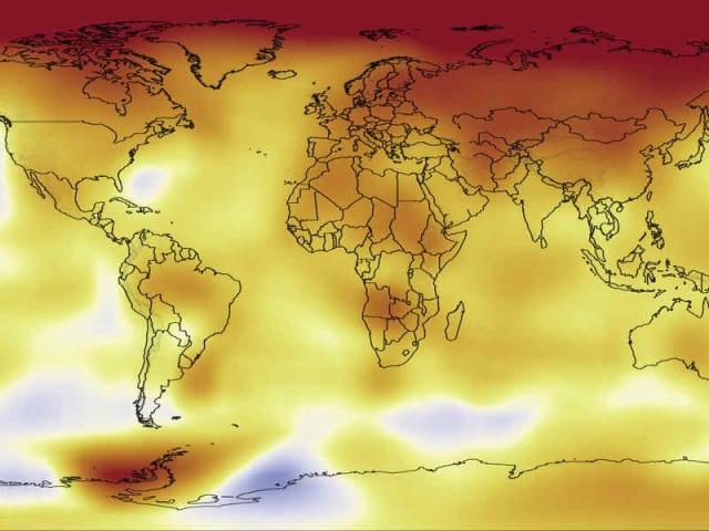limitare il riscaldamento globale