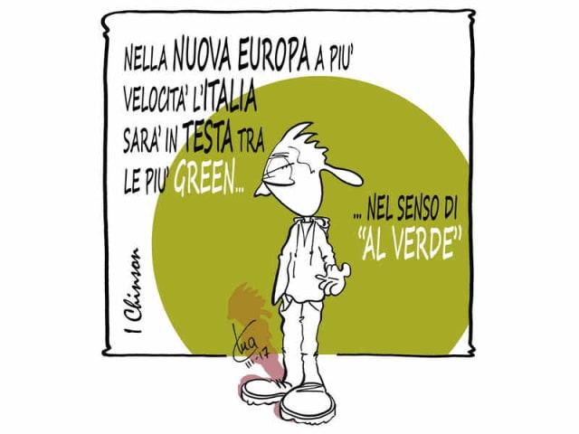 politiche ambientali europee