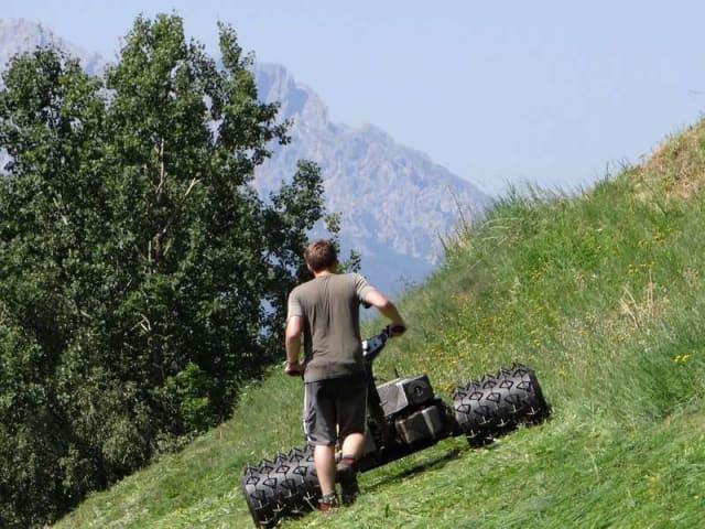 volontariato in montagna