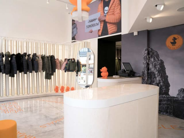 save the duck nuovo store milano