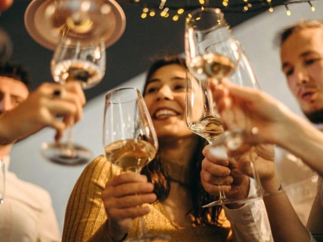 vini dolci per le feste di natale