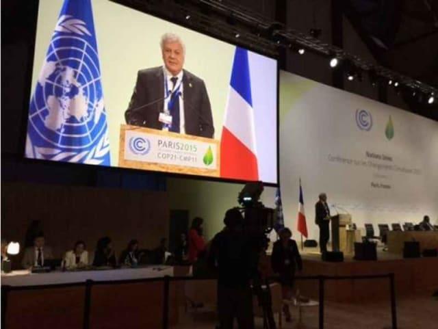 accordo globale sul clima