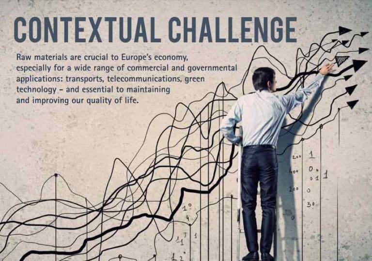 Il progetto europeo SCRREEN promuove le materie prime essenziali