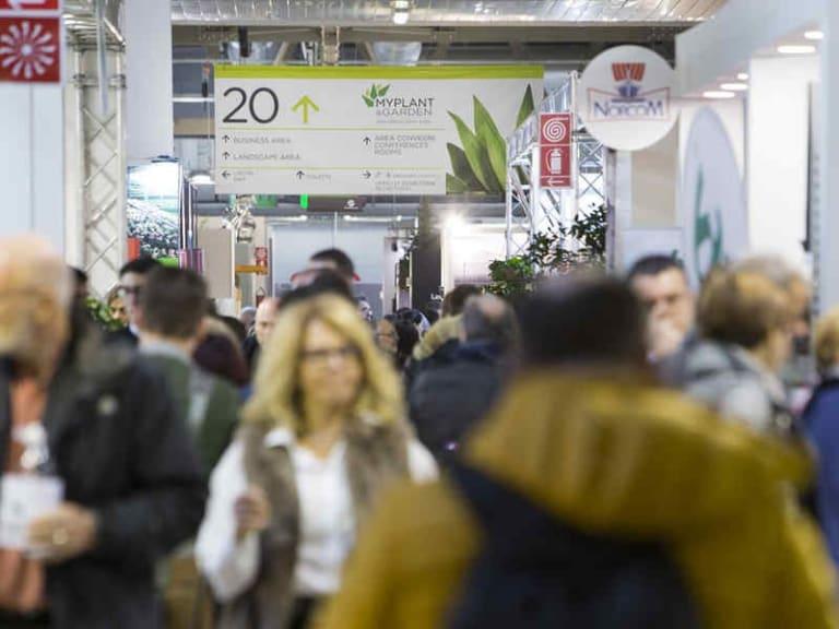 Il Salone internazionale del verde, Myplant & Garden, si prepara alla quinta edizione