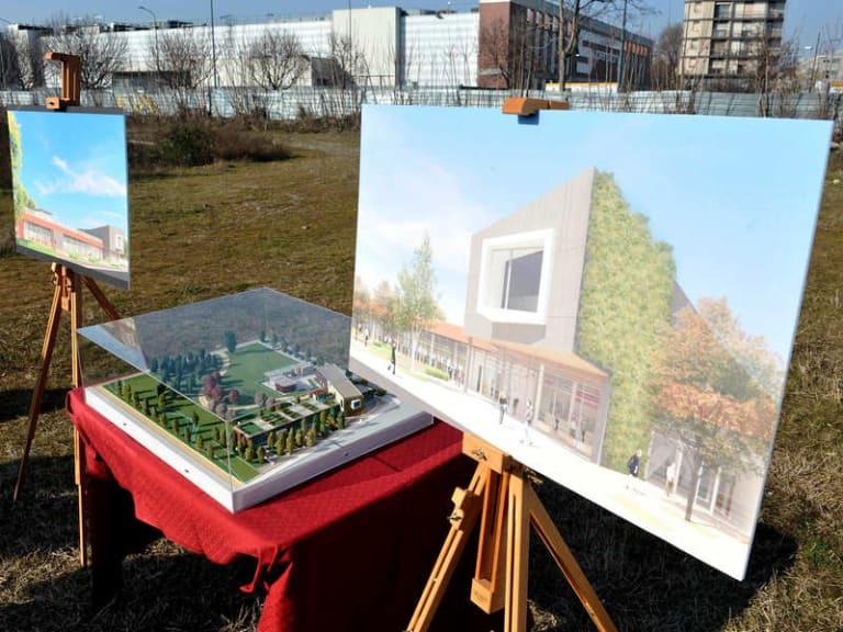 Un hub per le imprese che pensano alle città del futuro