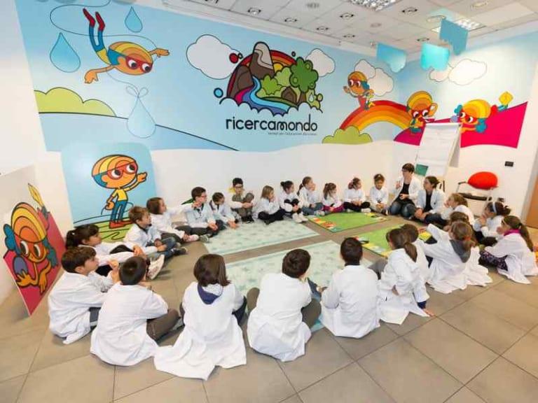 Ricercamondo, un progetto per avvicinare i bambini alla scienza