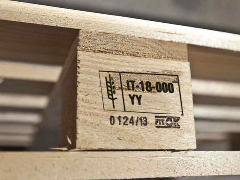 Un buon imballaggio di legno si vede dalla spiga