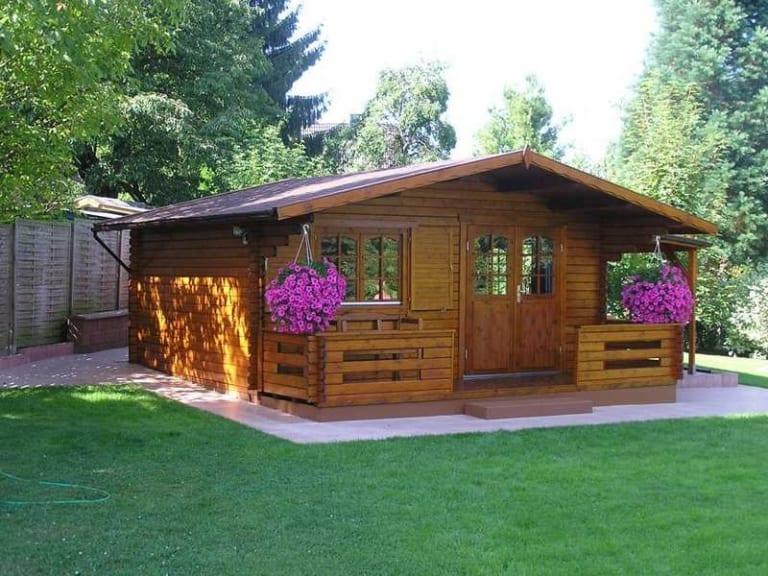 Vivere in una casa di legno, ecco cosa è necessario sapere
