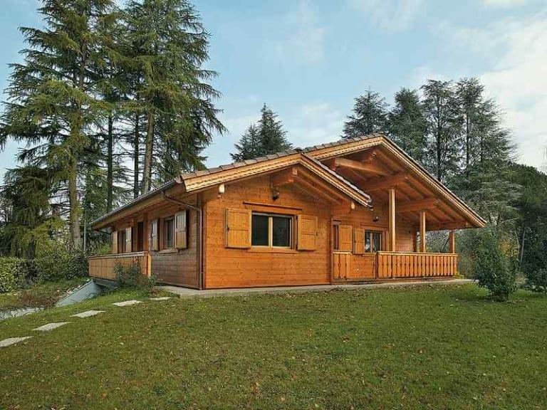 L'opportunità Sonnen per i costruttori di case in legno prefabbricate