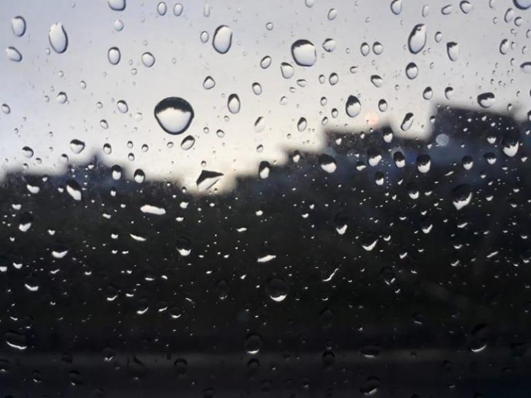 Segui l'inquinamento, vedrai che non pioverà