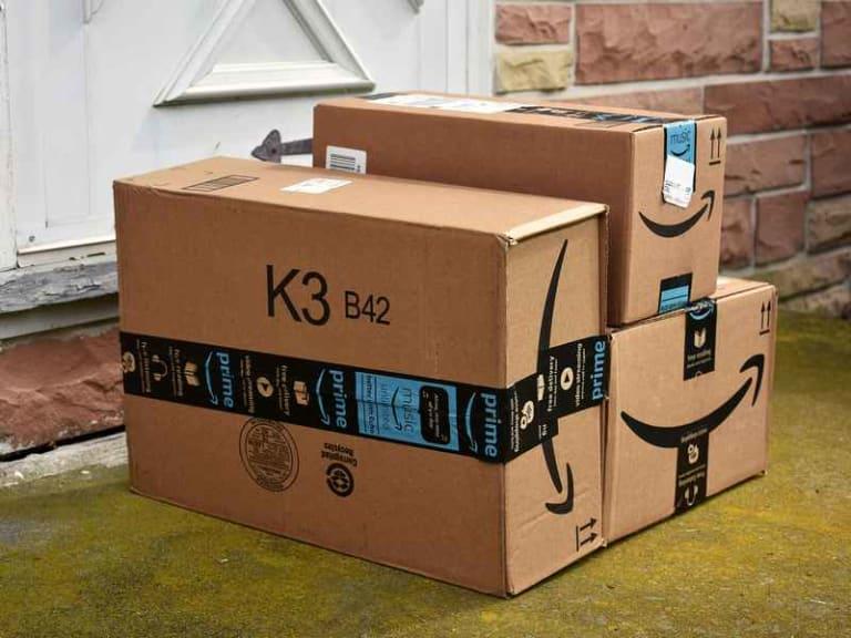 Amazon prova opzioni di consegna sostenibili per gli utenti Prime