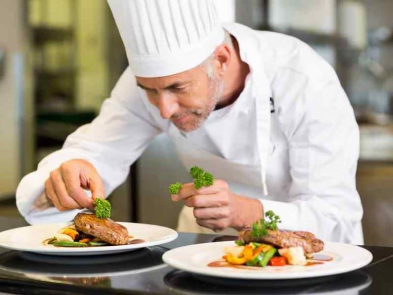Chef stellati, capacità manuali ma anche un gran cervello