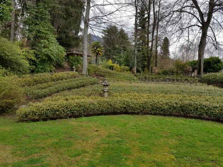 Giardini in Arte al Monte Verità di Ascona