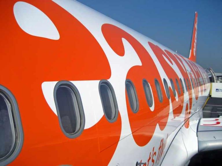 Per ridurre l'impatto ambientale easyJet punta sull'aereo ibrido