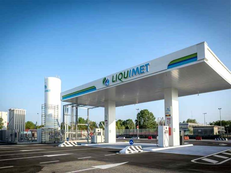 Carburante LNG: a Padova la prima stazione italiana mono-fuel