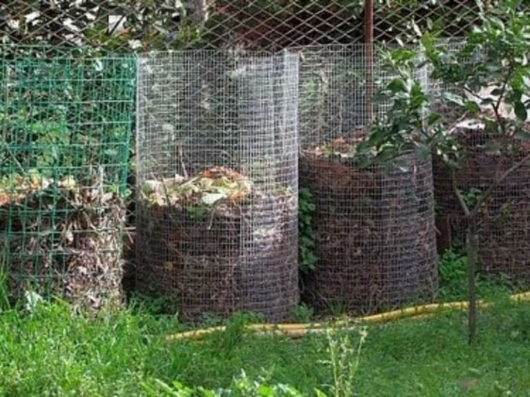 Il compost nei giardini e nelle aree verdi