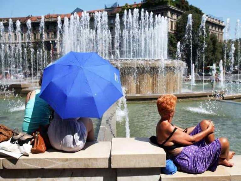 2018, l'anno più caldo di Milano negli ultimi 122