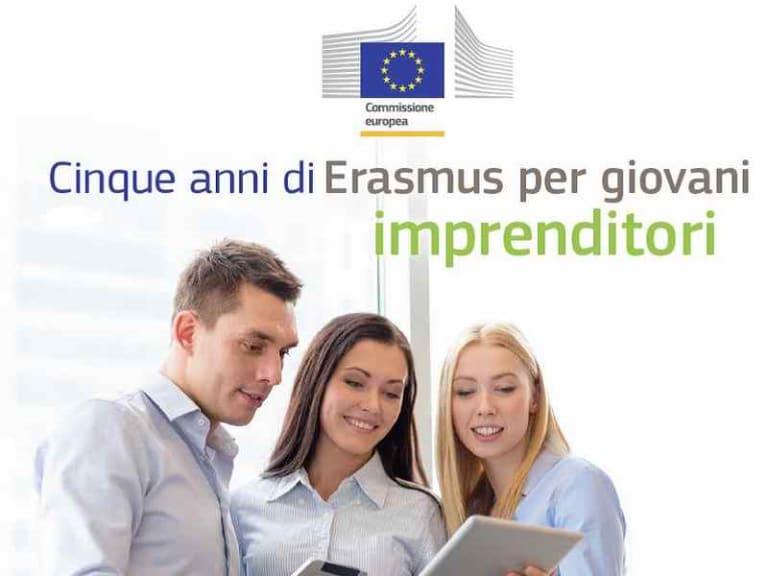 Erasmus per giovani imprenditori, una rete europea per l'imprenditoria
