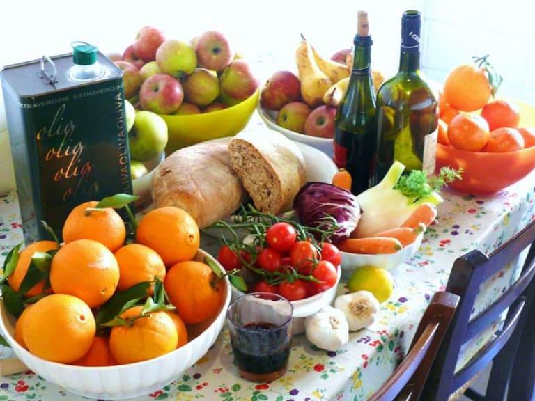 La dieta mediterranea salva noi e l'ambiente